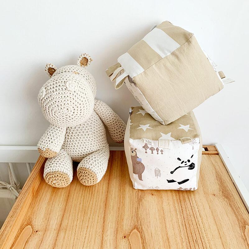 Cubos Montessori